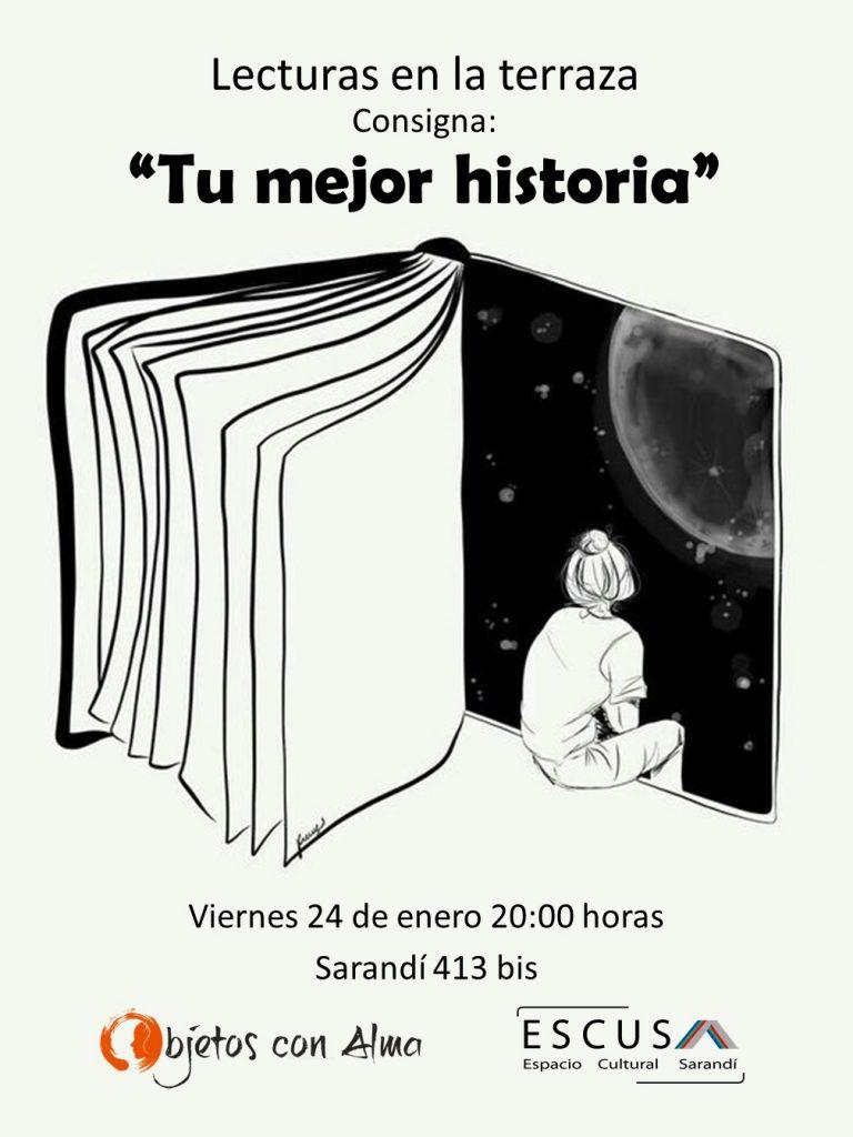 Tu mejor historia